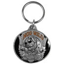Siskiyou Buckle KT97E Key Ring - Hog Wild