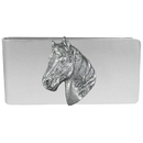 Siskiyou Buckle MC12 Sculpted Moneyclip - Free Form Horse Head