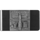 Siskiyou Buckle MCL14 Large Money Clip - Moose