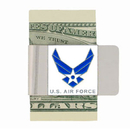 Siskiyou Buckle MCL18 Large Air Force Money Clip