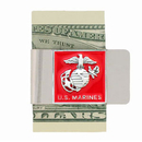 Siskiyou Buckle MCL19 Large Marines Money Clip