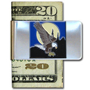 Siskiyou Buckle MCL21 Large Money Clip - Flying Eagle