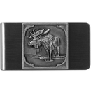 Siskiyou Buckle MCL6 Large Money Clip - Elk