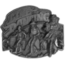 Siskiyou Buckle O2 Line Dancing Antiqued Belt Buckle
