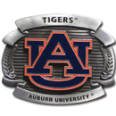 Siskiyou Buckle OCB42 Auburn Tigers Oversized Belt Buckle