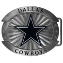 Siskiyou Buckle OFB055 Dallas Cowboys Oversized Belt Buckle
