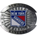 Siskiyou Buckle OHB105 New York Rangers Oversized Belt Buckle