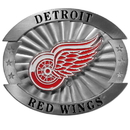 Siskiyou Buckle OHB110 Detroit Red Wings Oversized Belt Buckle