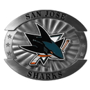 Siskiyou Buckle OHB115 San Jose Sharks Oversized Belt Buckle