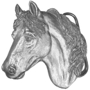 Siskiyou Buckle Horse Antiqued Belt Buckle, P7