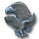 Siskiyou Buckle PN2013E Collector Pin - Bald Eagle