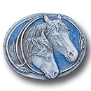 Siskiyou Buckle PN2023E Collector Pin - Two Horses