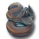 Siskiyou Buckle PN2033E Collector Pin - Snake