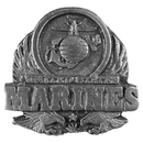 Siskiyou Buckle U.S. Marines Antiqued Lapel Pin, PN2038