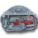 Siskiyou Buckle PN2041E Collector Pin - Volunteer Fire Fighter