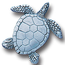 Siskiyou Buckle PN2177 Collector Pin - Turtle