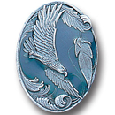 Siskiyou Buckle PN2188E Collector Pin - Eagle and Feather