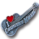 Siskiyou Buckle PN3014E Collector Pin - I Love Country Music