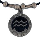 Siskiyou Buckle PT101S Aquarius Necklace