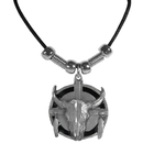 Siskiyou Buckle PT7S Earth Spirit Necklace - Buffalo & Shield