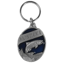 Siskiyou Buckle RK101E Key Ring - Montana Trout