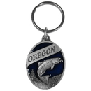 Siskiyou Buckle RK103E Key Ring - Oregon Trout