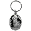 Siskiyou Buckle RK315E Key Ring - Washington Wolf