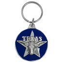 Siskiyou Buckle RK85E Key Ring - Texas