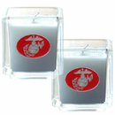 Siskiyou Buckle S2CD19 Marines Candle Set
