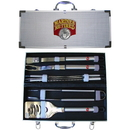 Siskiyou Buckle SBBQ19R Marines Retired 8 pc BBQ Set w/Case