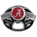 Siskiyou Buckle SCB13TGA Alabama Crimson Tide Tailgater Belt Buckle