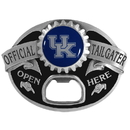 Siskiyou Buckle SCB35TG Kentucky Wildcats Tailgater Belt Buckle