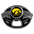 Siskiyou Buckle SCB52TG Iowa Hawkeyes Tailgater Belt Buckle