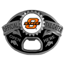 Siskiyou Buckle SCB58TG Oklahoma State Cowboys Tailgater Belt Buckle