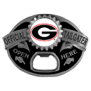 Siskiyou Buckle SCB5TG Georgia Bulldogs Tailgater Belt Buckle