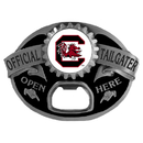 Siskiyou Buckle SCB63TG S. Carolina Gamecocks Tailgater Belt Buckle