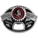 Siskiyou Buckle SCB7TG Florida St. Seminoles Tailgater Belt Buckle