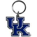Siskiyou Buckle SCCK35 Kentucky Wildcats Enameled Key Chain