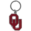Siskiyou Buckle SCCK48 Oklahoma Sooners Enameled Key Chain