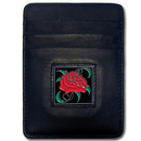 Siskiyou Buckle SCH22 Money Clip/Cardholder - Rose