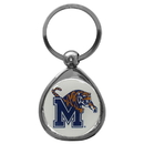 Siskiyou Buckle Memphis Tigers Chrome Key Chain, SCK103C