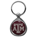 Siskiyou Buckle SCK26C Texas A & M Aggies Chrome Key Chain
