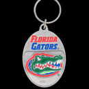 Siskiyou Buckle SCK4 Florida Gators Carved Metal Key Chain
