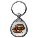 Siskiyou Buckle SCK58C Oklahoma State Cowboys Chrome Key Chain