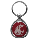 Siskiyou Buckle SCK71C Washington St. Cougars Chrome Key Chain