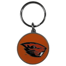 Siskiyou Buckle SCK72Z Oregon St. Beavers Carved Metal Key Chain