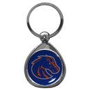 Siskiyou Buckle SCK73C Boise St. Broncos Chrome Key Chain