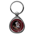Siskiyou Buckle SCK7C Florida St. Seminoles Chrome Key Chain
