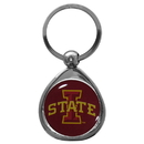 Siskiyou Buckle SCK83C Iowa St. Cyclones Chrome Key Chain