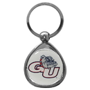 Siskiyou Buckle Gonzaga Bulldogs Chrome Key Chain, SCK93C
